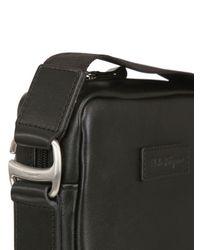 Ferragamo Black Boston Shoulder Bag for men