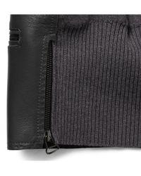Lanvin   Gray Blouson Jacket for Men   Lyst