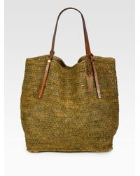 Michael Kors Brown 'Rogers' Tote Bag