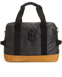Rag & Bone Black Duffle Bag for men