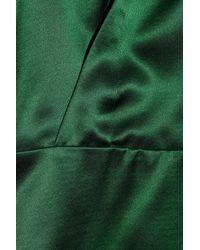 Stella McCartney Green Silk Top
