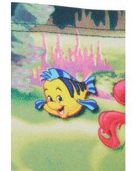 TOPSHOP Multicolor Little Mermaid Cheeky Pant