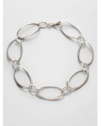 John Hardy - Metallic Sterling Silver Link Necklace - Lyst