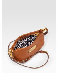 Marc By Marc Jacobs Brown Cross-Body Bag