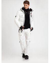 c536479e RLX Ralph Lauren Xm Core Down Jacket in White for Men - Lyst
