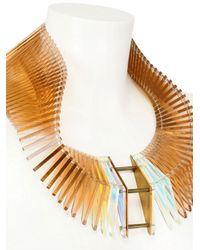 Sarah Angold Studio Metallic Kingla Necklace