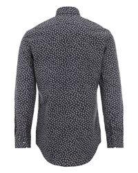 Paul Smith - Blue Barnacle Print Shirt for Men - Lyst
