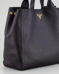 Prada Black Large Tote Bag
