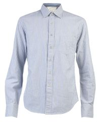 Rag & Bone | Blue Yokohama Shirt for Men | Lyst