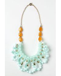 Anthropologie | Multicolor Caleta Necklace | Lyst
