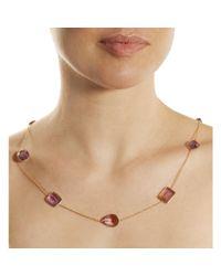 Renee Lewis - Purple Antique Amethyst Rope Necklace - Lyst