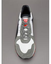 PUMA Gray Tx3 Sneaker for men