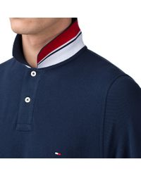 Tommy Hilfiger Blue Tommy Slim Fit Polo for men