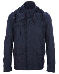 Moncler Black Peeters Hooded Jacket for men
