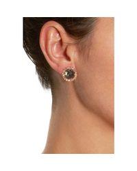 Irene Neuwirth - Blue Labradorite Diamond Stud Earrings - Lyst