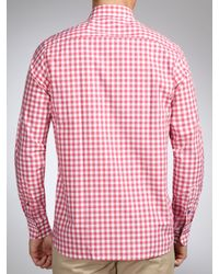 Tommy Hilfiger Tommy Hilfiger Brian Check Shirt Red for men
