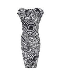 ESCADA Black Elira Dress