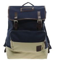Fred Perry | Blue Backpack for Men | Lyst
