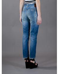 Dondup Blue Urielle Jeans