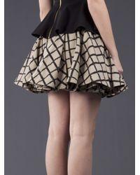 Rag & Bone Brown Daisy Skirt