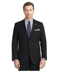 Brooks Brothers | Black Fitzgerald Fit Two-button 1818 Suit for Men | Lyst