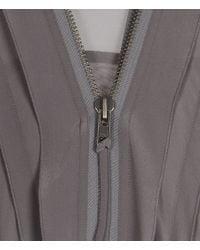 AllSaints Gray Lewis Dress Usa Usa