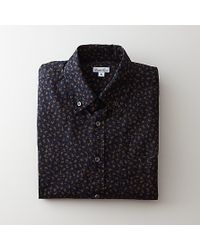 Steven Alan | Red Classic Collegiate Shirt for Men | Lyst