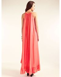 Alice By Temperley Pink Allegro Parachute Dress