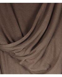 AllSaints Natural Morel Skirt