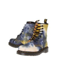Dr. Martens - Yellow Classic 8 - Lyst
