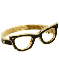kate spade new york | Goreski Glasses Bangle | Lyst