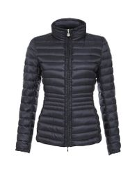 Moncler Black Ire Quilted Jacket