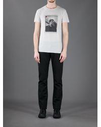 Dolce & Gabbana Black Slim Fit Jeans for men