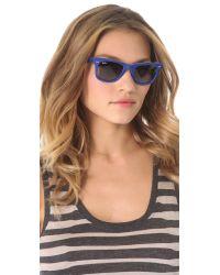 Ray-Ban Blue Icons Sunglasses