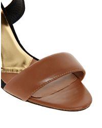 Ted Baker Pink Jolea Strapped Sandals