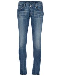 Citizens of Humanity Blue Slim Fit Jean