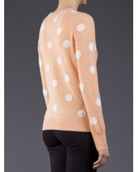 Equipment Pink Sloane Crew Neck Sweater