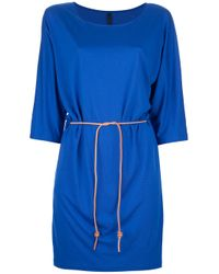 Minimarket Blue Issa Dress