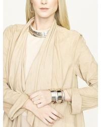 Ralph Lauren Black Label Natural Suede Hermalina Jacket