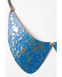 Sibilia | Blue Caminito Collar Necklace | Lyst