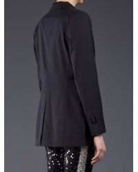 By Malene Birger Black Manoni Tux Jacket