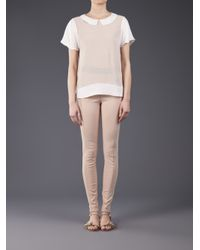 By Malene Birger Natural Loiva Top