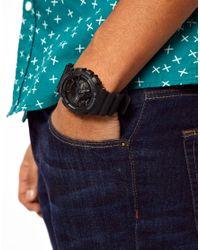 G-Shock | Black Hyper Complex Watch Ga1101ber for Men | Lyst