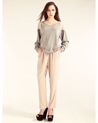 Alice By Temperley Gray Odille Jumper