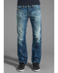 DIESEL | Blue Safado Jeans for Men | Lyst