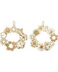 Judy Geib | Metallic Erewhon Hoop Earrings | Lyst