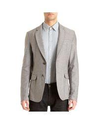 Rag & Bone Gray Phillips Sport Jacket for men