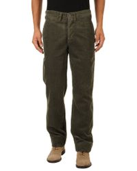 Pepe Jeans Green Casual Trouser for men