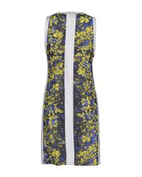 Pringle of Scotland Blue Short Dress