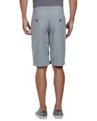 Wesc Green Bermuda Shorts for men